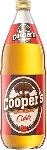 Cooper's Apfel Cider Original 6 x 1,0 Liter EINWEG
