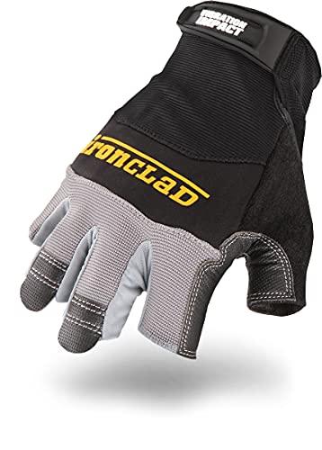 Ironclad MFI2-04-L Mach 5 Impact Work Glove, Large