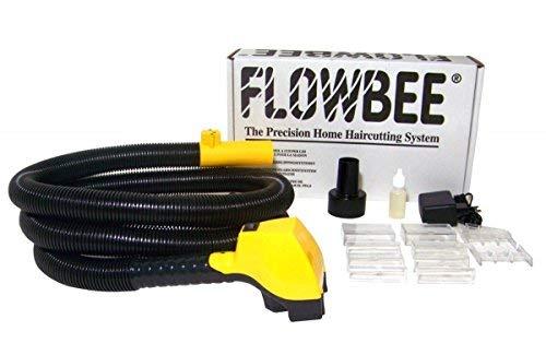 Flowbee - Haarschneidesystem für zu Hause - Geld und Zeit sparen - Haare schneiden leicht gemacht