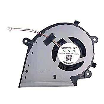 QUETTERLEE Replacement New CPU Cooling Fan for ASUS ROG Strix G531 G531G G531GT G531GU G531GD G531GW G531GV-DB76 G531GT-BI7N6 Series DFS5K12304363L FLKL 13N1-8JM0111 DC5V Fan