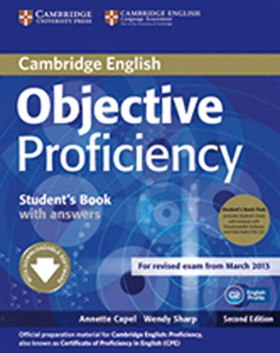 Objective Proficiency. Student's Book Pack (Student's Book with answers with Class Audio CDs (3))