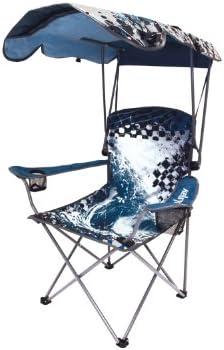 Kelsyus Original Canopy Chair Blue Wave product image
