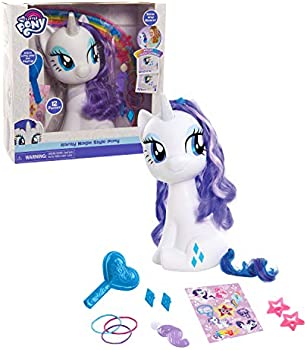 My Little Pony Rarity Styling Pony, Styling Heads