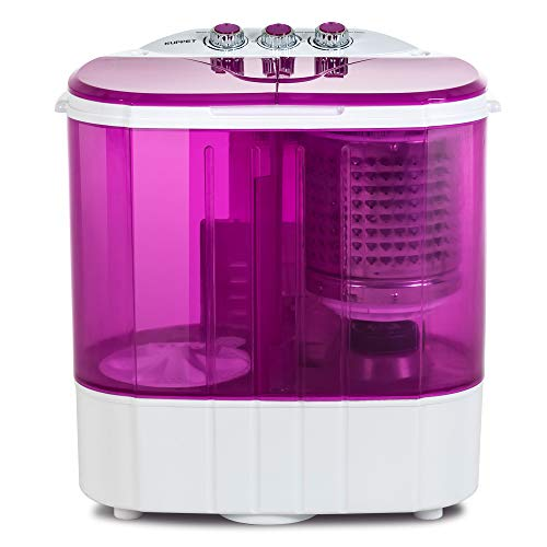 KUPPET Portable Washing Machine and Dryer Combo