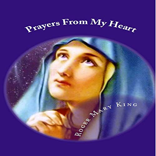 Prayers from My Heart audiobook cover art