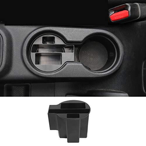 Lfldmj pour Jeep Wrangler JK 2011-2017, Voiture Boissons Porte-gobelet boîte de Rangement téléphone Sac à Main pièces Accessoires clés