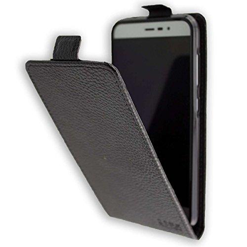 caseroxx Flip Cover für Medion Life E5006 MD 60227, Tasche (Flip Cover in schwarz)