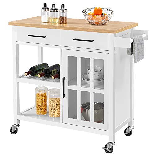 How Far Should Kitchen Island Be From Cabinets?