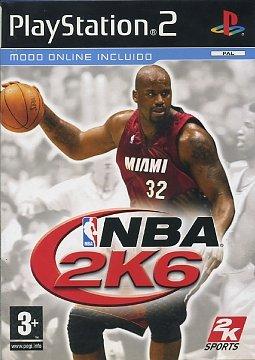 Sony NBA 2K6