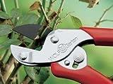 Wolf-Garten Anvil Pruner Garden Shear (Chromium Steel, Red)