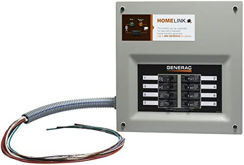 Generac 6852 Home Link Upgradeable Transfer Switch Kit 30 Amp product image