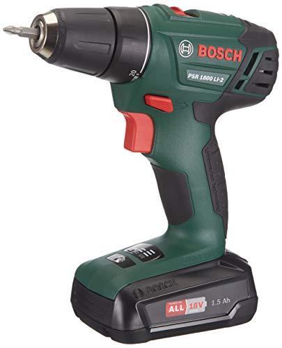 Bosch 06039A310B 06039A310B-atornilladora Perf.ACU. PSR 1800 LI-2, 18 V