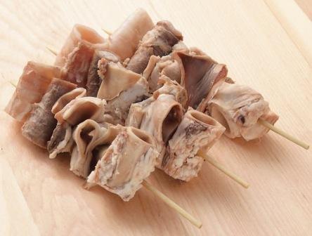【やきとん】国産 豚喉なんこつ串 30g×50本 バーベキュー BBQに最適【豚肉】(pr)(46020)