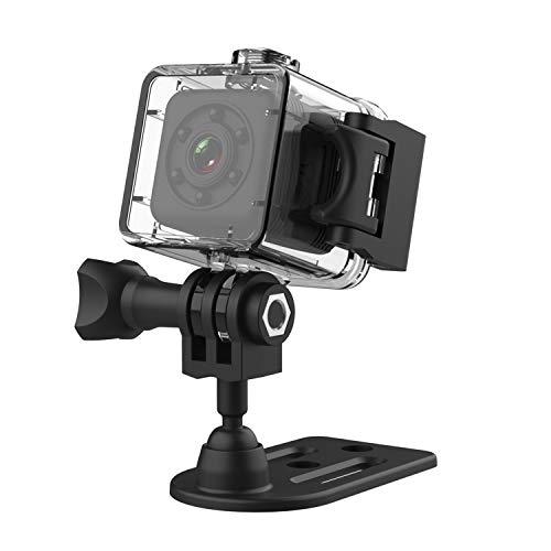 JVSISM SQ29 HD CáMara IP WiFi CáMara CáMara Video Sensor VisióN Nocturna con Carcasa Impermeable para MicrocáMara DVR Movimiento