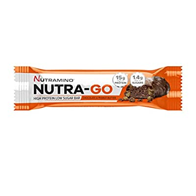 Nutramino Nutra-Go Low Sugar Protein Bar