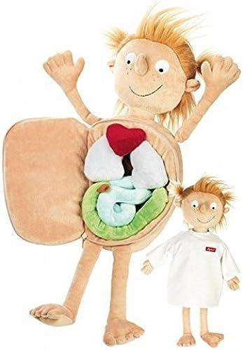 Sigikid Erwin and Rosi Educational Doll Rosi by sigikid