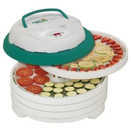 Review Of Open Country FD-1022SK 4 Tray Gardenmaster Digital Food Dehydrator