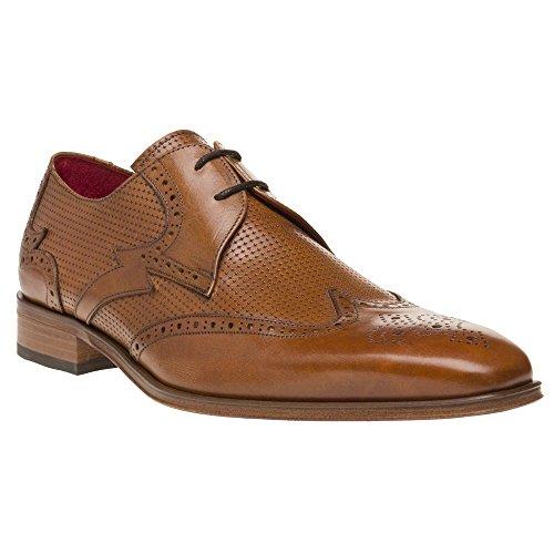 Jeffery West JB 84 Hombre Zapatos Tostado