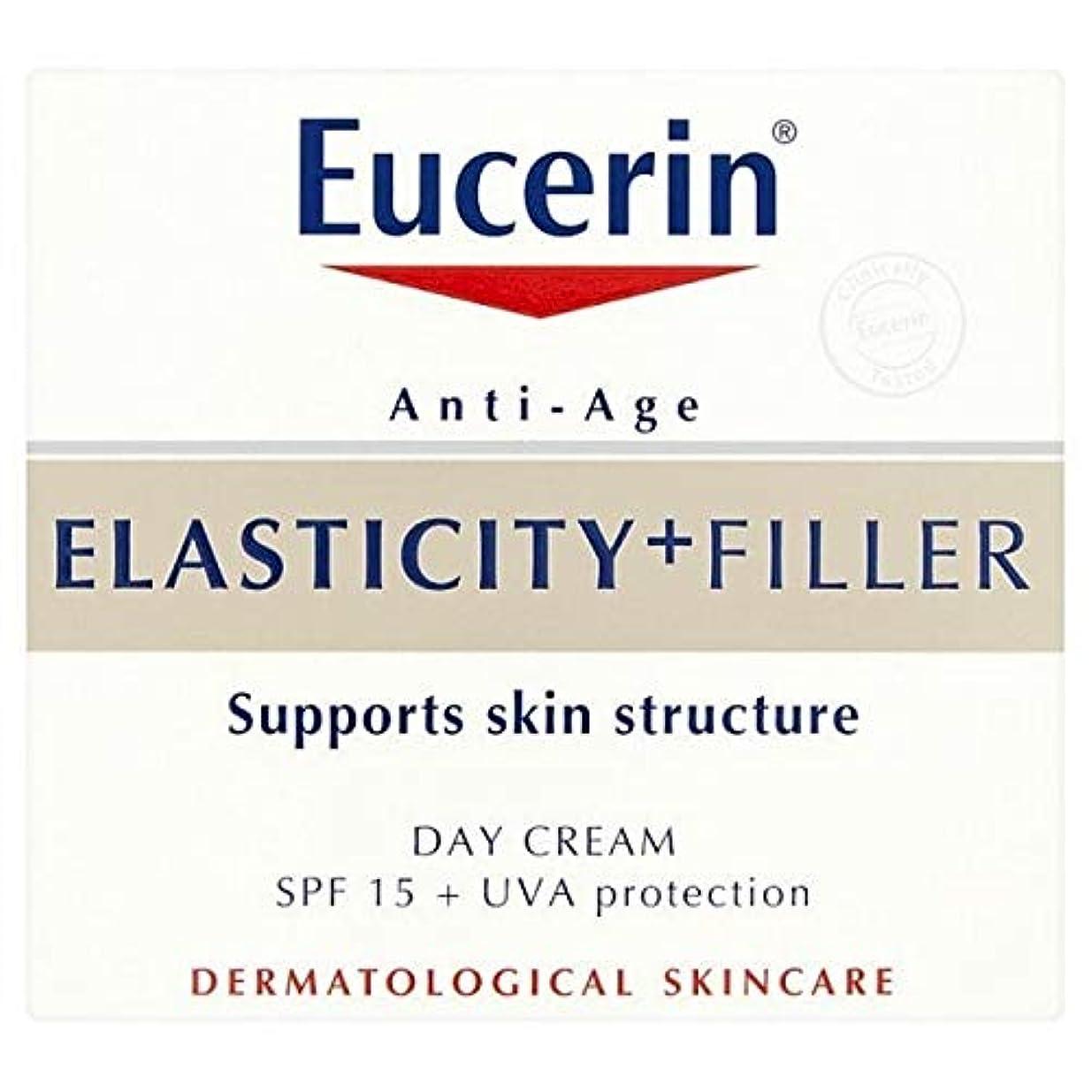 [Eucerin ] ユーセリン抗加齢弾力+フィラーデイクリーム50Ml - Eucerin Anti-Age Elasticity + Filler Day Cream 50ml [並行輸入品]