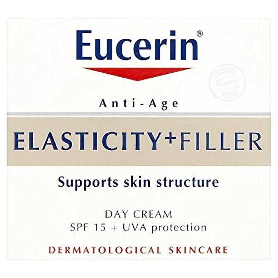 電話をかけるあたたかい保守可能[Eucerin ] ユーセリン抗加齢弾力+フィラーデイクリーム50Ml - Eucerin Anti-Age Elasticity + Filler Day Cream 50ml [並行輸入品]