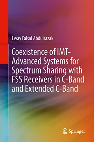 Coexistence of IMT-Advanced Systems for Spectrum Sharing with FSS Receivers in C-Band and Extended C-Band (English Edition)