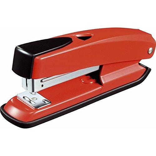 Q Connect Grapadora KF02150 Metalica Roja