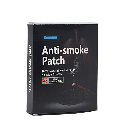 Sumifun 70 Patches Stop Smoking Anti Smoke Patch for Smoking Cessation Patch 100% Natural Ingredient Quit Smoking Patch Cessation Plaster