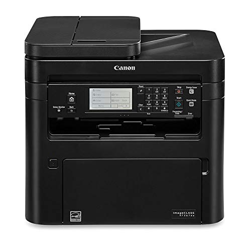 Canon imageCLASS MF MF267dw Laser Multifunction Printer - Monochrome - Copier/Fax/Printer/Scanner - 30 ppm Mono Print - 600 x 600 dpi Print