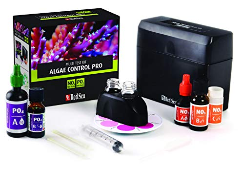 Red Sea R21520 Algae Control Pro Test Kit für Riffaquarien