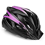 RNOX Adult Bike Helmet, Bicycle Cycle Helmet for Adults Men/Women, Adjustable Size Road Cycling Bicycle Helmet with...