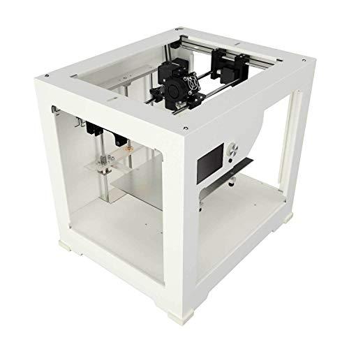 Z.L.FFLZ Imprimante 3D L'imprimante 3D Industrielle FDM de Haute précision Fonctionne avec l'affichage Tactile Polychrome de Filament de 1,75 millimètres de PLA