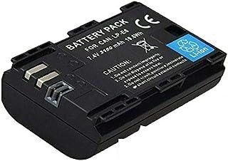 Timetech OEM Camera Battery for LP-E6 Canon EOS 5D Mark III EOS 80D 70D 7D 60D 6D 3150 mAh