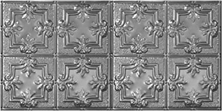 10 (2' x 4') Sheets of Tin Ceilings #1210 80 sq.ft. 12