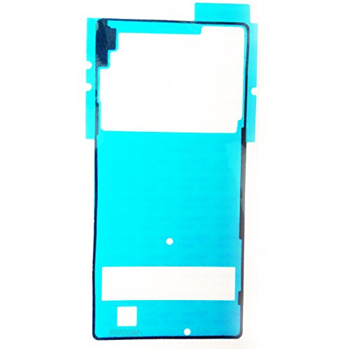 Kleber für Sony Xperia Z4 Z3 Plus E6553 Akkudeckel Rückseite Klebefolie Rückschale Back Cover Glue