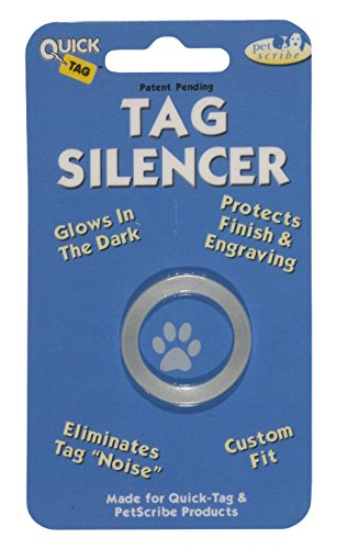 Quick Tags Circle-Shaped Silencer ID Tag Mississippi