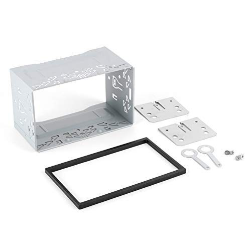 Marco de navegación, Universal ABS Hierro 2-Din Control central Reproductor de DVD...