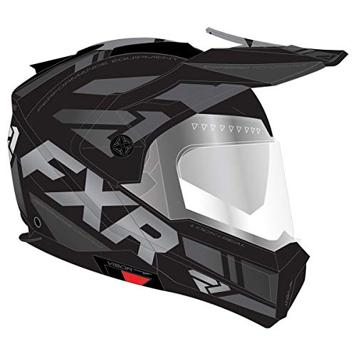 fxr modular snowmobile helmet - 3