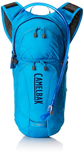 CamelBak Lobo Crux Reservoir Hydration Pack, Sulfur Springs/Black, 3 L/100 oz