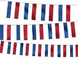 Alsino Wimpelkette WM 2018 Fahnenkette 4,5 m - 8 m Flaggenkette 32 Teilnehmerländer Fanartikel (W-NL Wimpel Niederlande 4.50 m)