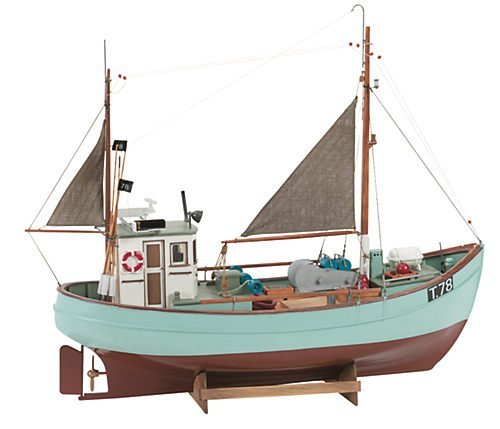 Billing Boats Fatturazione Barche Scala 1: 30' taglierina Norden Model Construction Kit