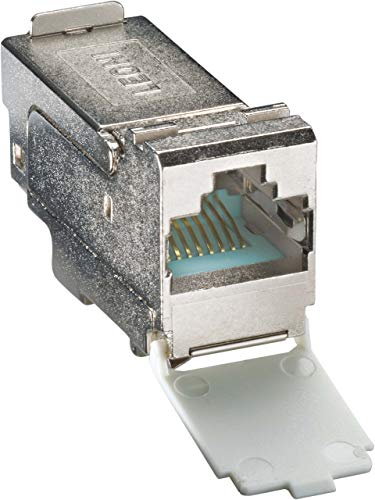 Leoni Kerpen Datacom ML C45 VarioK.Modul LKD9A5020100000 Cat.6A ISO/IEC, PVP Modularer Steckverbinder 4050647208235