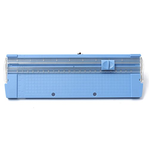 MASUNN A4/A5 Precisie Papier Trimmer Foto Snijder Licht Gewicht Snijmat