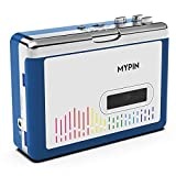 Best Cassette To Mp3s - Bluetooth Cassette Player with Headphone, Tape Player Bluetooth Review