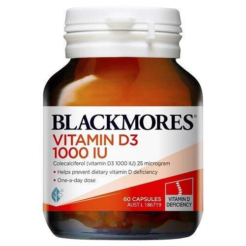 Blackmores Vitamin D3 1000IU (60 Tablets)