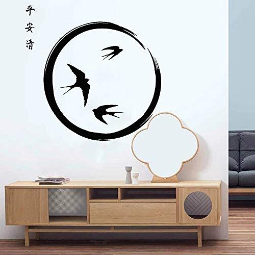 HGFDHG Adhesivo decorativo para pared, diseño de mascota
