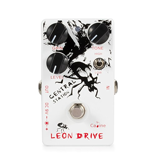 Caline CP-50 Leon Drive Guitar Effects Overdrive Pedal