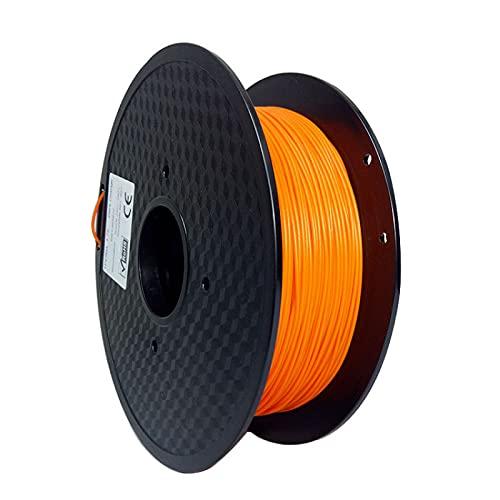 JKHN Filamento per Stampante 3DTPE1.75, Bobina da 1 kg (2,2 libbre) filamento in Gomma Morbida per la Maggior Parte delle stampanti FDM