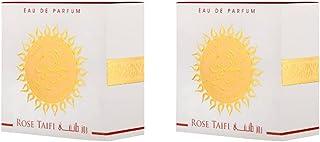 Lattafa Unisex Rose Taifi Unisex Eau de Perfume - 35 ml + 35 ml