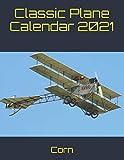 Classic Plane Calendar 2021