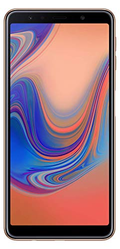 Samsung Galaxy A7 (Gold, 4GB RAM and 64GB Storage) with Offer